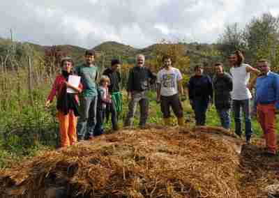 8-9 nov 2014 Veglia di permacultura